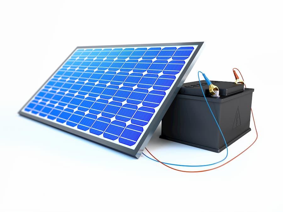 solar storage systems