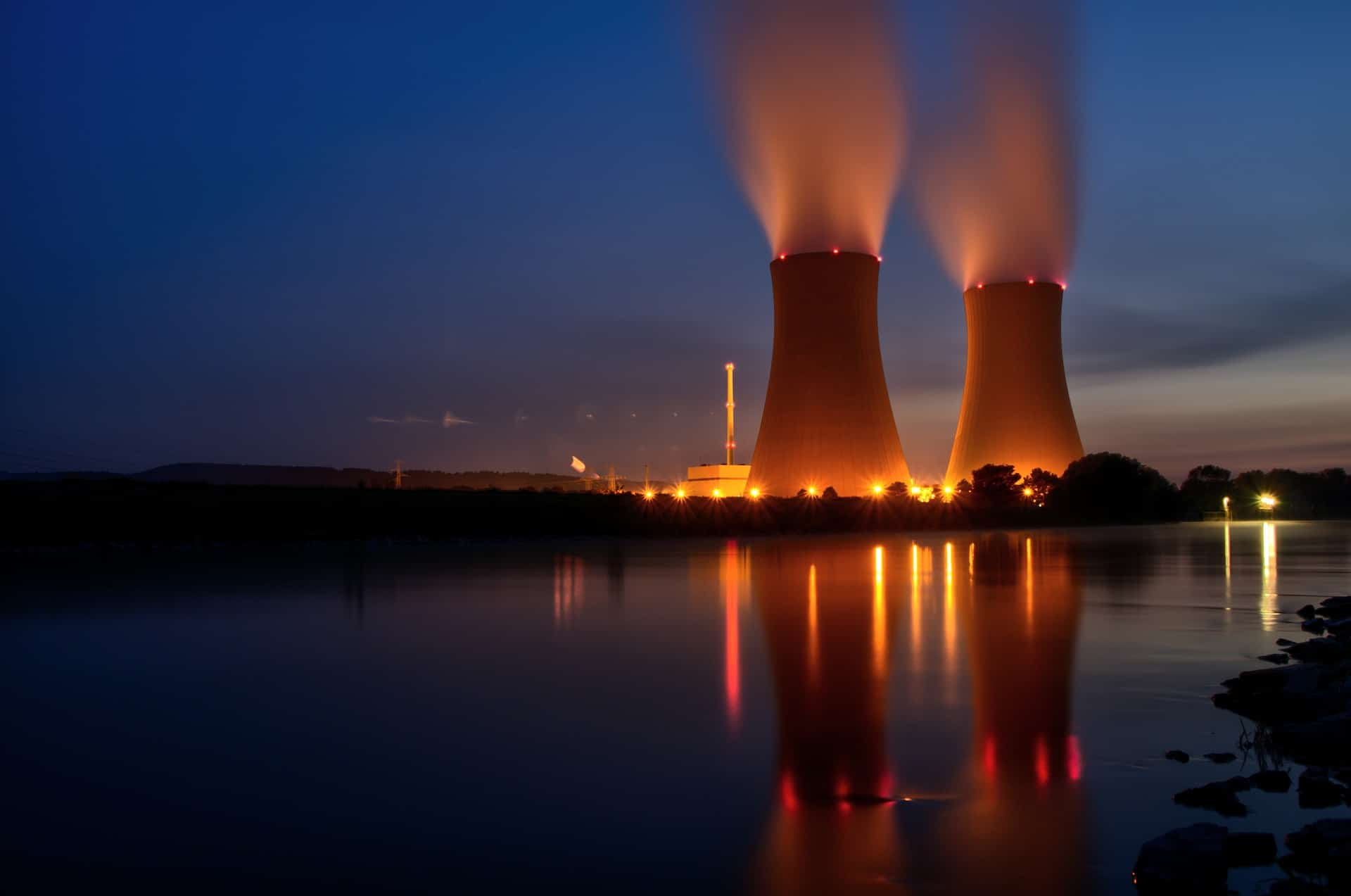 energy conservation in nuclear power plant